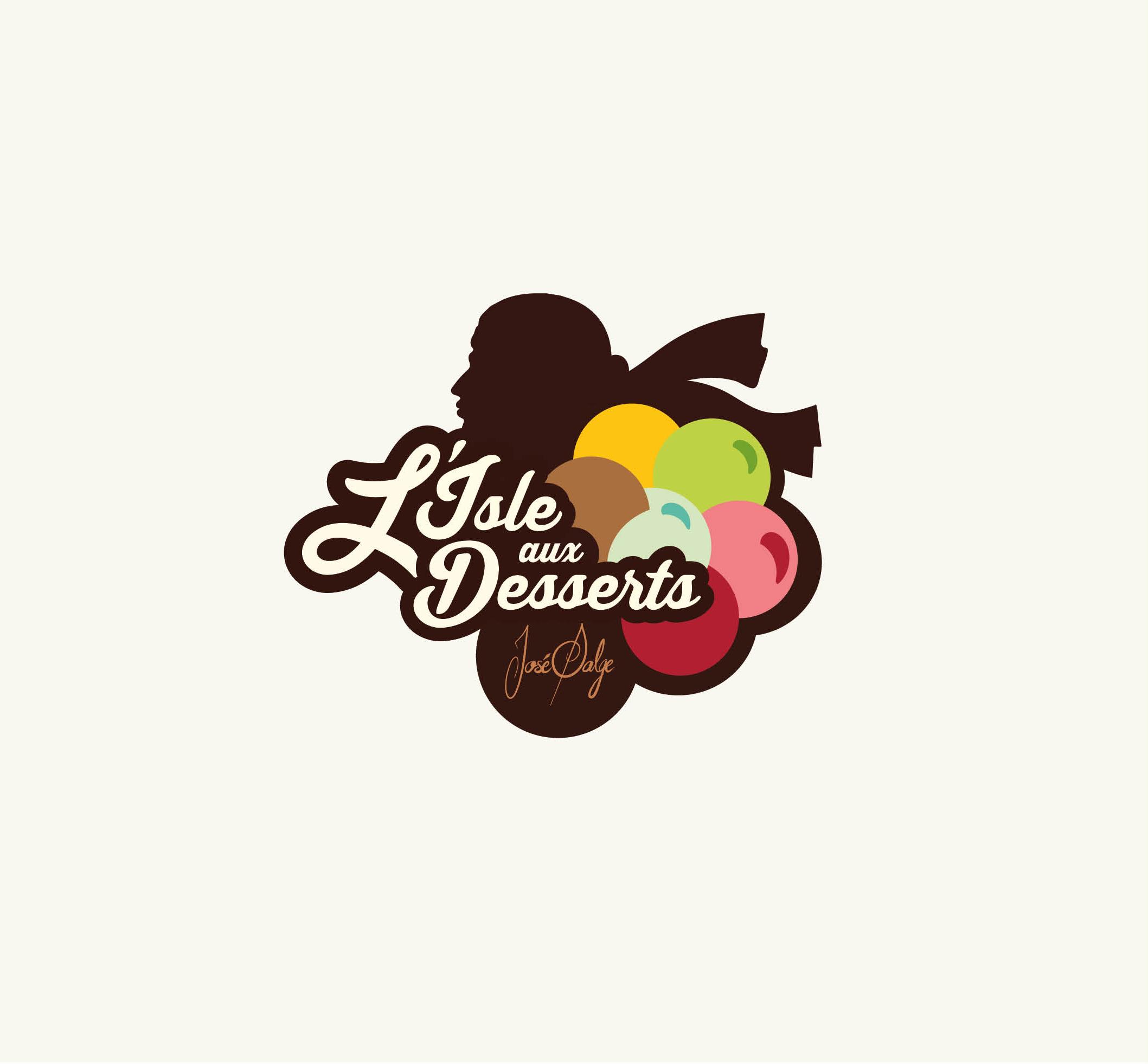 logo l'Isle aux Desserts