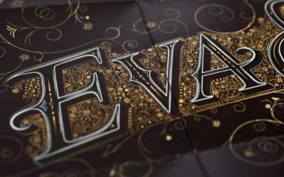 Typographie & Lettering