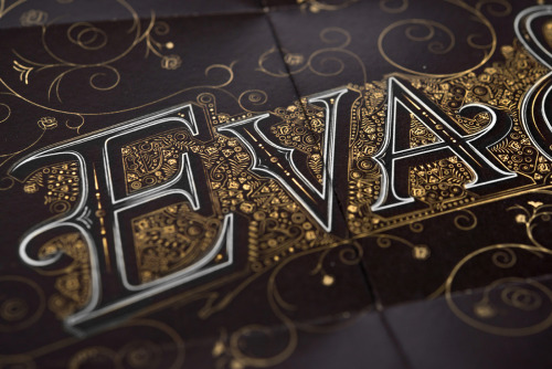 Typographie & Lettering