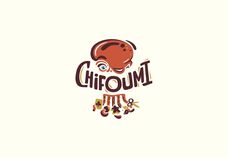 Chifoumi affiche festival du jeu carole mariet