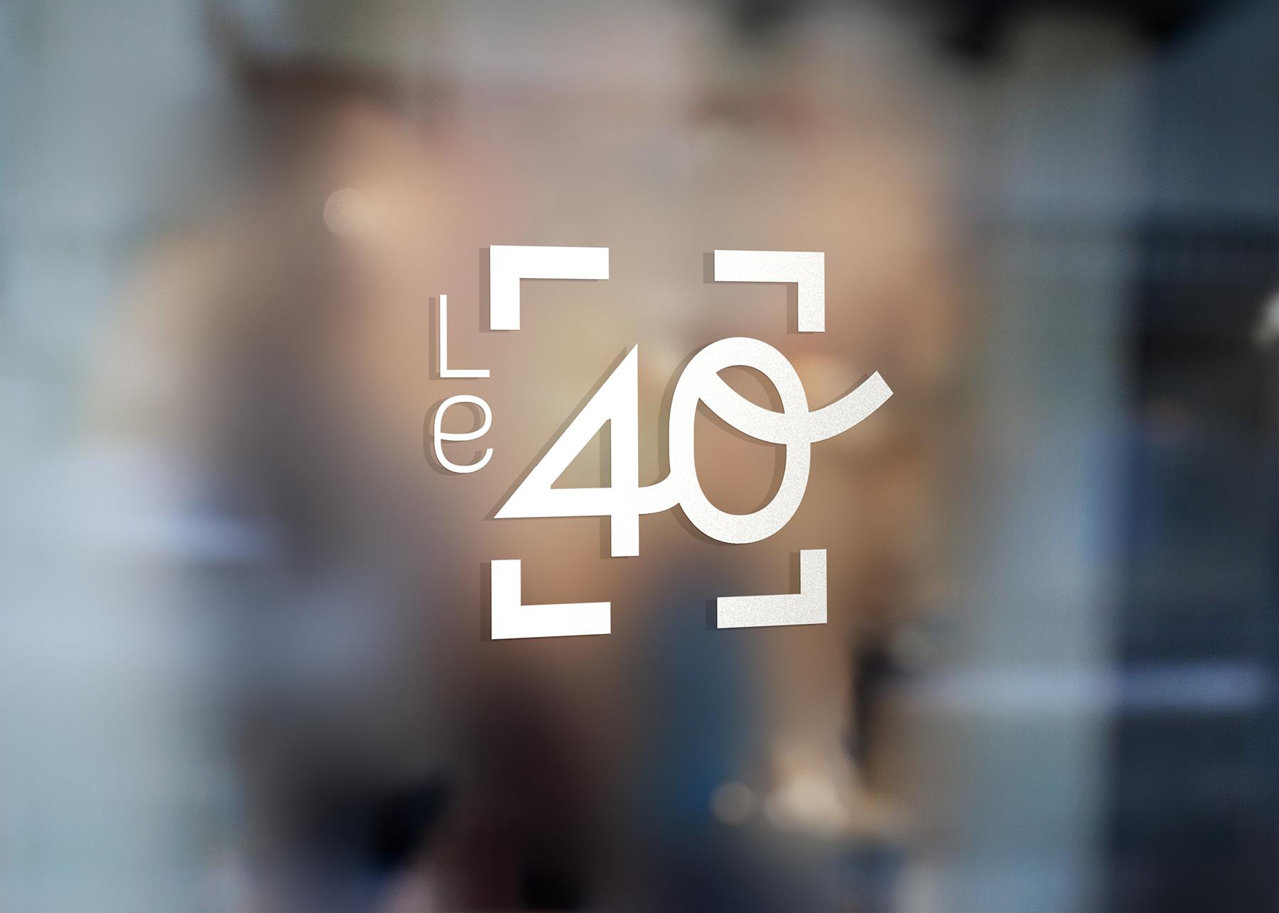 Logo Le 40
