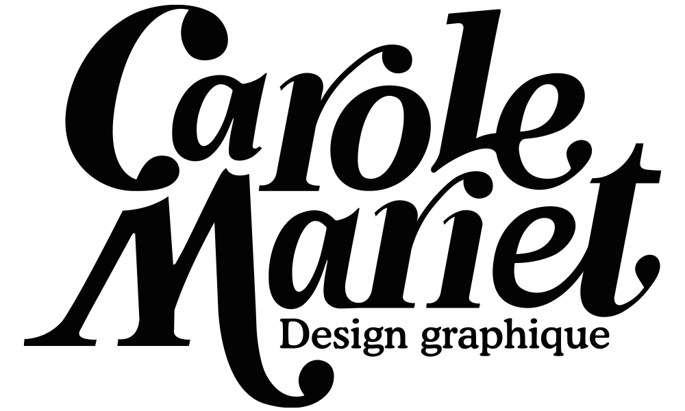 carole mariet design graphique