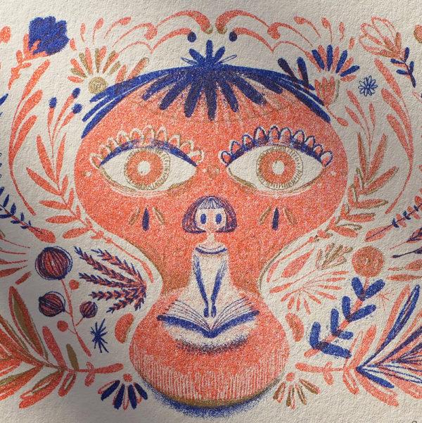 Carte postale Esprit